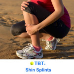 TBT for Shin Splints